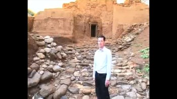James 2, filmed at Tel Dan, Israel (Tom Meyer)