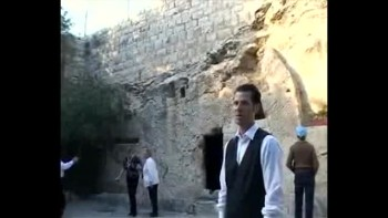 Revelation 2, filmed at Gordon's Calvery in Jerusalem, Israel (Tom Meyer)