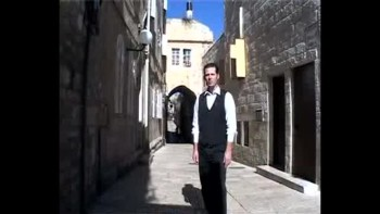 Revelation 11, filmed in the Old City of Jerusalem, Israel (Tom Meyer)