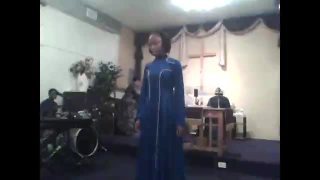 Praise Him In Advance by Tamara Davis (Liturgical Dance)