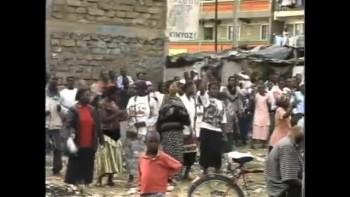 Nairobi Kenya Missions Trip 2003