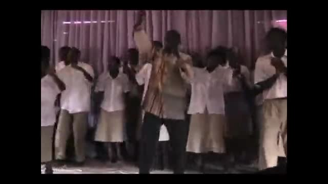 Rwanda Missions Trip 2005 Song 3