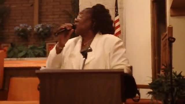 Missionary Margaret Brantley