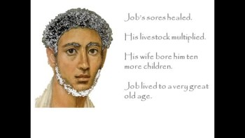The Biblical Story of Job...and a modern-day retelling