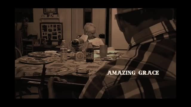 Amazing Grace - By 81 year-old Grandmother