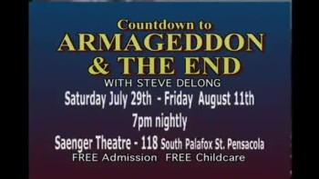 Interesting TV Add - Evangelist Steve DeLong