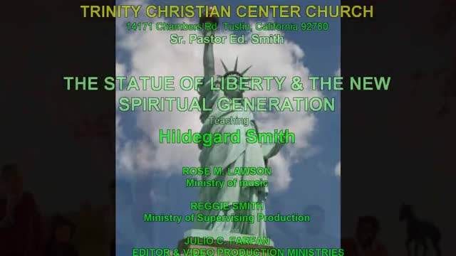 The Statue Of Liberty The New Spiritual Generation