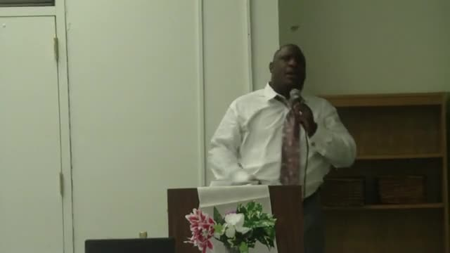 Pastor Charles Chealey