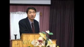 Pastor Preaching - 020611