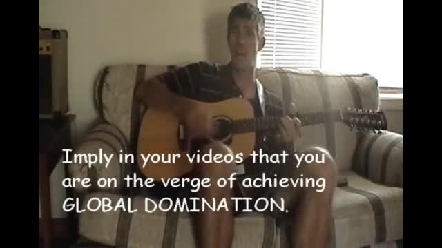 Music Video Instruction