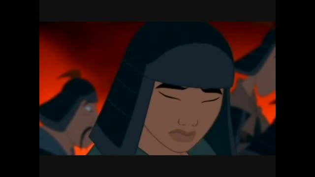 What Hurts the Most - Mulan