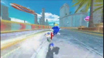 Sonic Free Riders T3