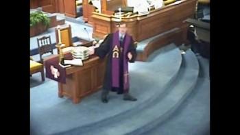 Sermon March 13th, 2011