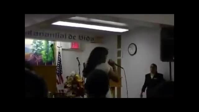 Jennifer Diaz ANNOINTED SINGER!!!