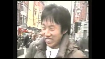 Funny Evangelism Video - Japanese Student