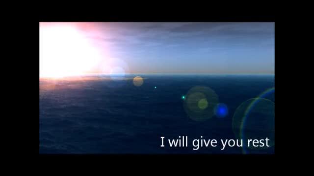 Rest - Big Daddy Weave (Music Video with Lyrics)