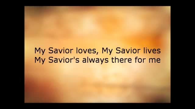 Casting Crowns - My Savior Lives, My Savior Loves Lyrics ...