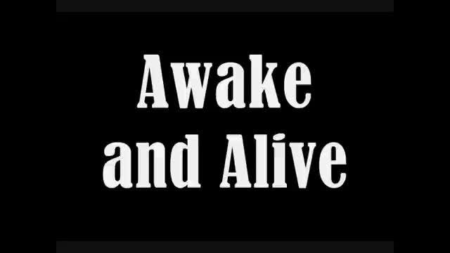 Skillet - Awake and Alive lyrics