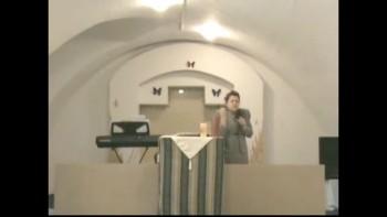 13/03/2011 Часть 1/2 Воскресная проповедь. Миссионер Наталья Склала