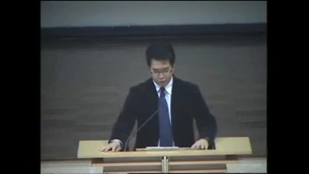 Kei To Mongkok Church Sunday Service 2011.03.13 part 1/4