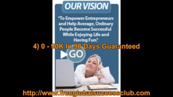 Global Success Club Is About People Helping People