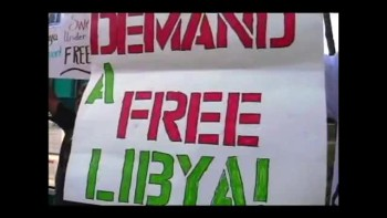 Free Libya-I won't back down