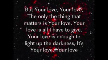 YOUR LOVE / BRANDON HEATH