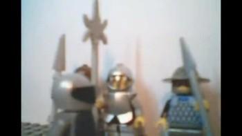 Sparta In Lego