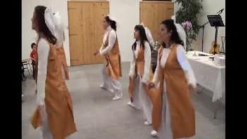 Me Gozare ministerio de danza