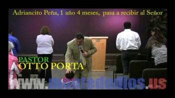 Adriancito pasa a recibir a Jesus