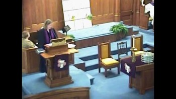 Sermon March 20th, 2011