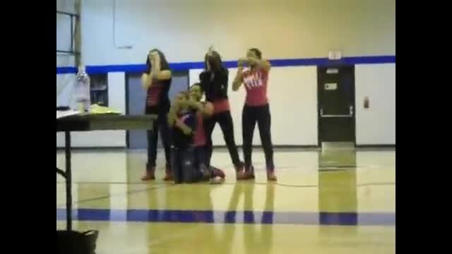 Defi-G Dance Crew!!