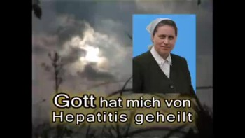 Gott hat mich von Hepatitis geheilt