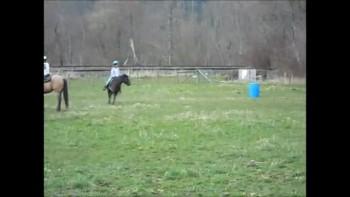 Melody riding