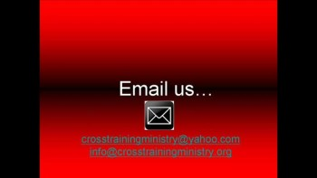 Welcome to CrossTraining Ministry