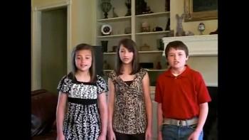 Amazing! Kids Sing Jesus Messiah