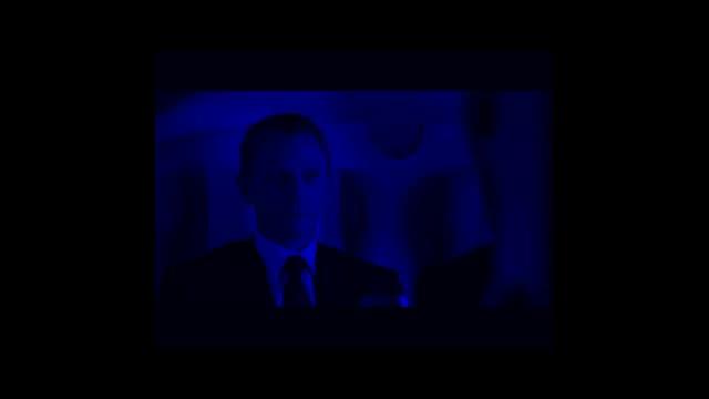 Bond is Blue