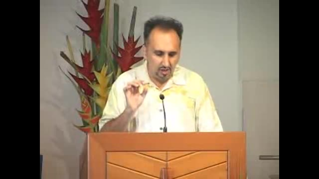 Romans 1:24-25 Why God is Right to Damn Wrong Pt3 w/JD @ CC Kaneohe 03-27-2011 A.D.
