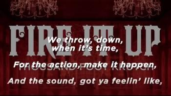 Thousand Foot Krutch - Fire It Up