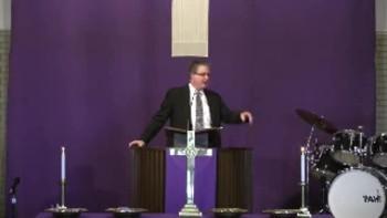 Sermon Monroeville First Baptist 2011-03-20