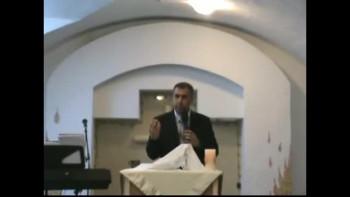 27/03/2011 Часть 2/2 Воскресная проповедь. Пастор Баббеиси Набил.