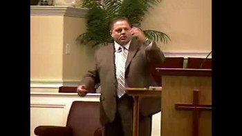 """Characters Around the Cross - Simon the Cyrenian""  Sun AM Preaching - 3-20-2011 - Community Bible Baptist Church 1of2"
