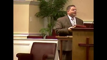 """Characters Around the Cross - Simon the Cyrenian""  Sun AM Preaching - 3-20-2011 - Community Bible   Baptist Church 2of2"