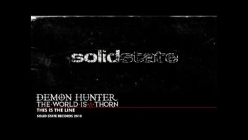Demon Hunter - This Is The Line (Slideshow With Lyrics)