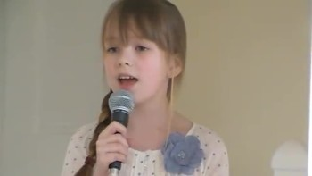 Connie Talbot Sings Pray