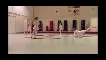 Mercedes First Ballet Class
