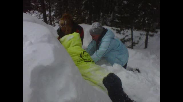 Youth Group Snow Trip