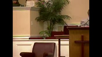 Wed PM Prayer Meeting 3-30-2011 - Community Bible Baptist Church, St. Petersburg, FL 1of2