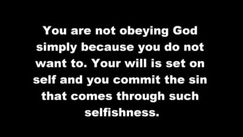 Can You Obey God?