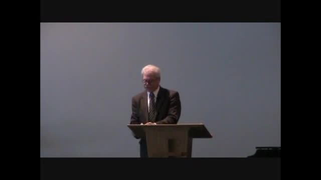 Pastor Leahey 03 06 2011